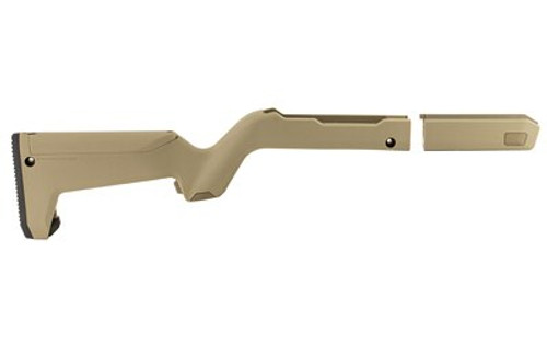 Magpul X-22 Backpacker Stock Ruger10/22 Takedown, Flat Dark Earth