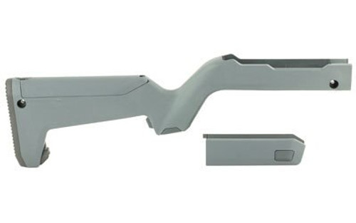 Magpul X-22 Backpacker Stock  Ruger10/22 Takedown, GRY