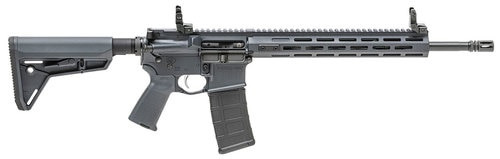 "Springfield Saint AR-15 223/5.56, 16"" Barrel, M-Lok, Magpul MOE Tactical Gray Stock, 30rd Mag"