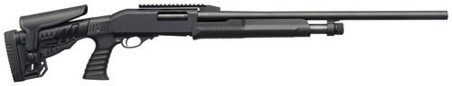 "Charles Daly 300 Field, Pump-Action 12 Ga, 24"", 3"", 5rd, Black"