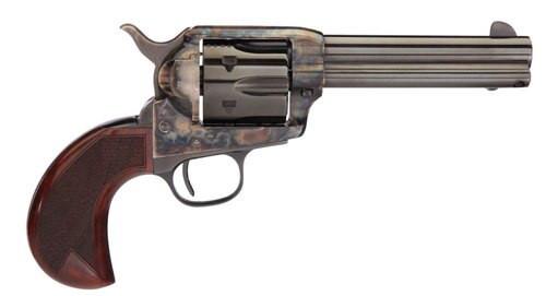 "Taylors 1873 Cattleman Birdshead, .357 Mag, 4.75"" Barrel, 6rd, Case Hardened"