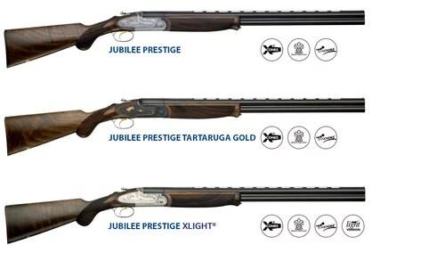 """F.A.I.R. Jubilee Prestige 12 Ga, 28"""" Barrel, 5 TC (Xp50) Chokes"""