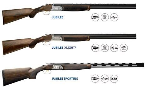 """F.A.I.R. Jubilee Sporting 410 Ga, 30"""" Barrel, 5 TC (Xp50) Chokes"""
