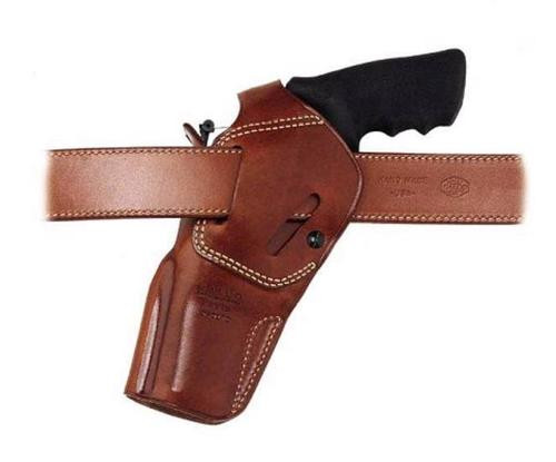 Galco Dual Action Outdoorsman Belt Holster Right Hand S&W 29 629 6 Barrel Leather Tan