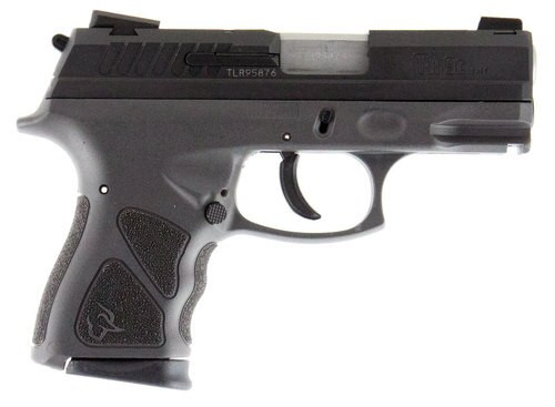 "Taurus TH9C 9mm, 3.54"" Barrel, Polymer Frame, Black/Gray Finish, 17Rd, 2 Mags"