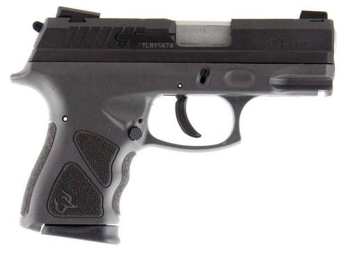 "Taurus TH9C 9mm, 3.54"" Barrel, Polymer Frame, Black/Gray Finish, 17Rd, 2 Mags"