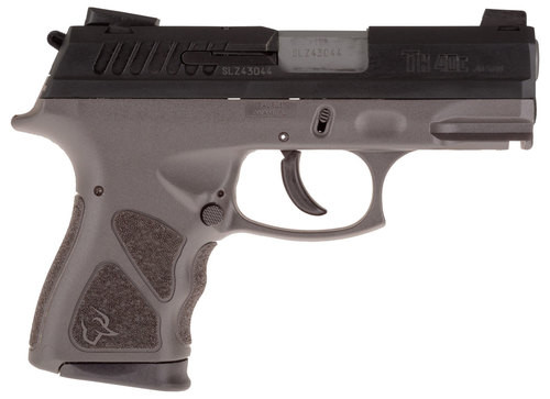 "Taurus TH40C, .40 S&W, 3.54"" Barrel, 15rd, Novak Sights, Gray Frame, Black Slide"