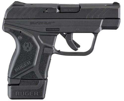 """Ruger LCP II, .380 ACP, 2.75"""" Barrel, 7rd, Fixed Sights, Black"""
