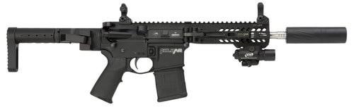 """FoldAR Double FoldAR15, .223 Wylde, 9"""" Barrel, 30rd, Dead Foot Arms Pistol Brace, Black"""