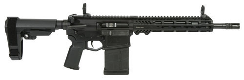 "Adams Arms P2, .308 Win, 12.5"" Barrel, M-LOK, SBA3 Pistol Brace, Black"