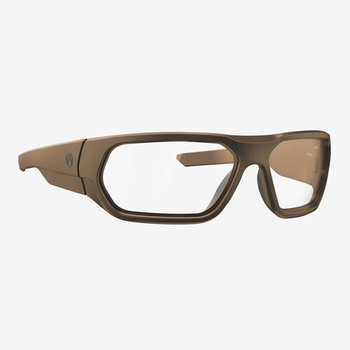 Magpul Radius Eyewear - Flat Dark Earth / Clear
