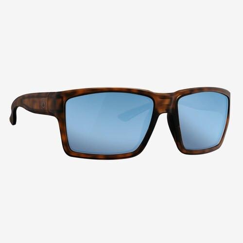 Magpul Explorer XL Eyewear, Polarized - Tortoise / Bronze, Blue Mirror