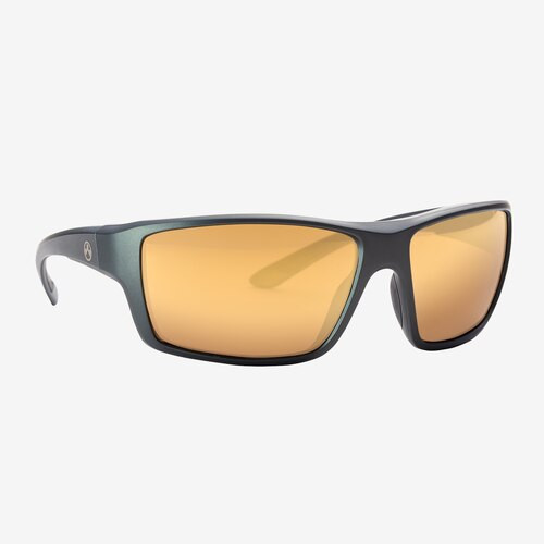 Magpul Summit Eyewear, Polarized - Gray / Bronze, Gold Mirror