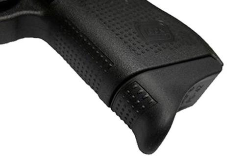 "Pearce Grip Glock 42 .380 ACP Grip Extension, 3/4"", Black Polymer"
