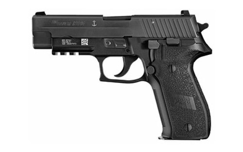 "SIG P226 MK25, 9mm, 4.4"" Barrel, 10rd, Night Sights, Black"