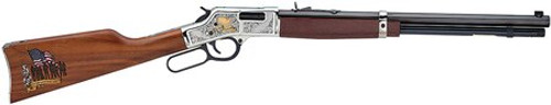 "Henry Big Boy, .44 Mag, 20"" Barrel, 10rd, American Walnut, God Bless America"