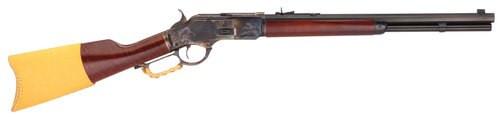"Taylors 1873 Comanchero, .45 LC, 20"" Barrel, 10rd, Walnut, Case Hardened"