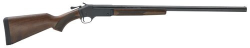 "Henry Single Shot, Break-Open 12 Ga, 28"" Barrel, 3.5"", American Walnut, Blued"