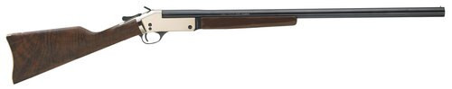 "Henry Single Shot, Break-Open 12 Ga, 28"" Barrel, 3.5"", American Walnut, Brass"