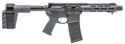 "Springfield Saint, .223/5.56, 7.5"" Barrel, 30rd, SBX-K Arm Brace, Tactical Gray"