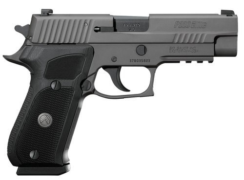"Sig P220 Full Size Legion, 45 ACP, 5"" Barrel, 8rd, X-Ray3 Sights, Gray"