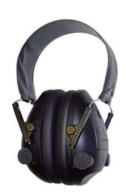 Radians PRO AMP 23 Electronic Hearing Protection Muffs Black/Gray