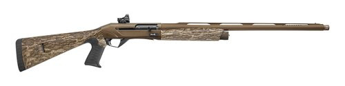 "Benelli SBE3 Turkey 12 Ga, 24"" Barrel, Midnight Bronze, Bottomland, 3rd"