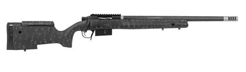 "Christensen BA Tactical, .308 Win, 20"" Barrel, 5rd, Gray Webbing"