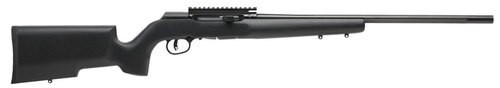 "Savage A22 Pro Varmint, .22 WMR, 22"" Barrel, 10rd, Black"