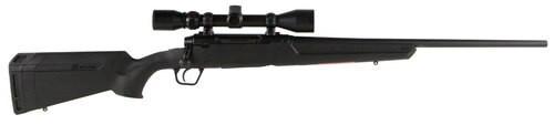 "Savage Axis XP, .223 Rem, 22"", 4rd, 3-9x40mm Weaver Scope, Black"