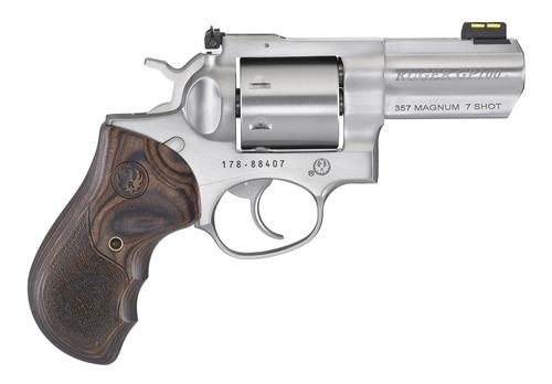 "Ruger GP100 TALO Exclusive, .357 Mag/.38 Special, 3"", SS, Ad Sights"