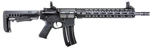 "Hammerli Tac R1 .22 LR, 16"" TB, MFT Stock, M-LOK, Black, 20rd"