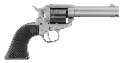 """Ruger Wrangler, .22 LR, 4.62"""" Barrel, 6rd, Silver"""