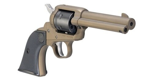"Ruger Wrangler, .22 LR, 4.62"" Barrel, 6rd, Burnt Bronze"
