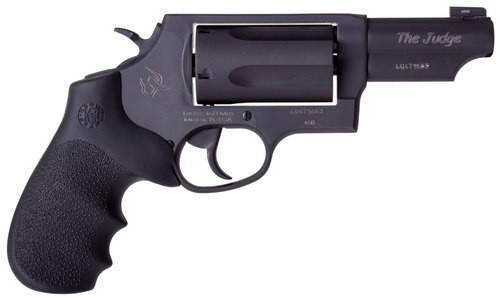 "Taurus Judge, 410 Ga/45 Colt, 3"" Barrel, 5rd, Black"