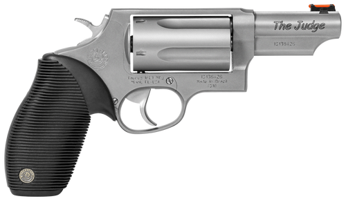 "Taurus Judge Magnum, 410 Ga/45 Colt, 3"" Barrel, 5rd, Stainless"