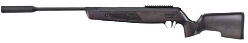 Sig ASP20 .22 Airgun Break Barrel, Wood Stock, Suppressor