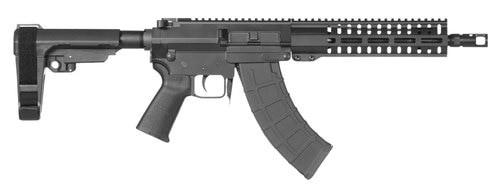 "CMMG Banshee MK47 Pistol, 7.62x39mm, 10"" Barrel, 15rd, Black"