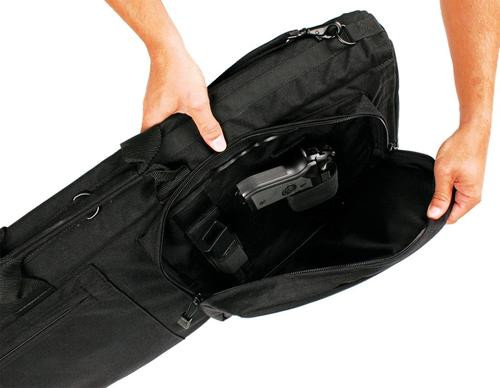"Blackhawk Weapon Transport Case 41"" 1000D Textured Nylon Black"