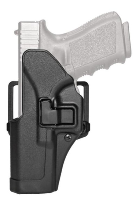 Blackhawk CQC Serpa Holster, For Glock 20/21, Black, Left Handed