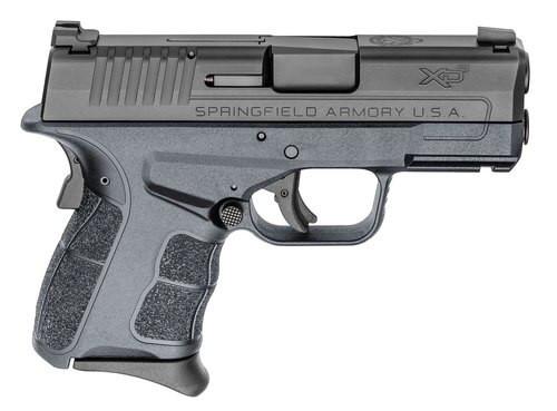 "Springfield XD-S Mod.2, 45 ACP, 3.3"" 5rd, Night Sights, Gray/Black"