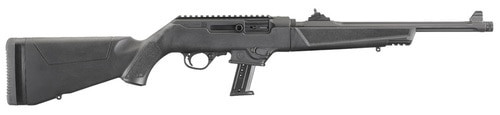 "Ruger PC Carbine .40 S&W Take Down, 16"" Barrel, Ruger & Glock Mag Adapter, 15rd Mag"