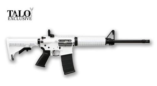 "Ruger AR-556 Whiteout AR-15 5.56/223 16"" Barrel, Flip Rear Sight, 30rd MagPul Mag, TALO Edition"