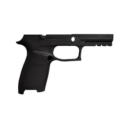 Sig Grip Module Assy P320 Carry 9mm/40SW/357 Sig, Medium, Black
