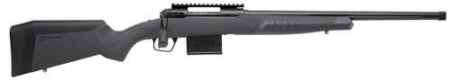 "Savage 10/110 Tactical, 6.5 Creedmoor, 24"" Barrel, AccuFit Gray Stock,10rd"