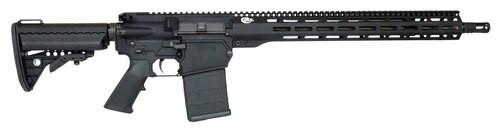 "Colt CM65 AR-15 6.5 Creedmoor 18"" SS Barrel, Black, Vltor IMOD Stock, 20Rd Mag, 15"" M-LOK Rail"
