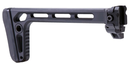 Sig MCX/MPX Folding Stock, Minimalist, Black