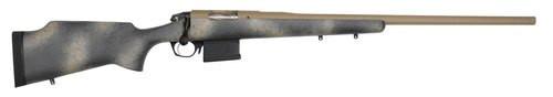 "Bergara Rifles Premier Approach, 6.5 Creedmoor, 24"", Fiberglass Camo, 5rd"