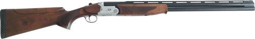 "Rock Island Armory Shotgun Competition Over/Under 12 Ga 28"" Barrel 3"" Walnut Stock S"