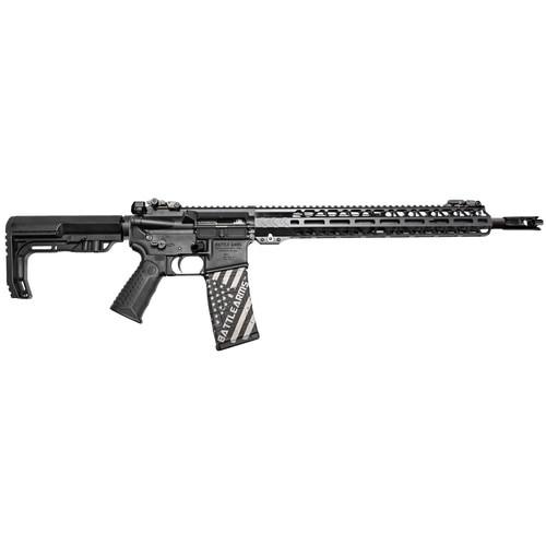 "Battle Arms Development BAD-15 Workhorse 223/5.56 16"" Barrel, MFT Stock, Match Trigger, Thumper Comp, Ambi Safety"